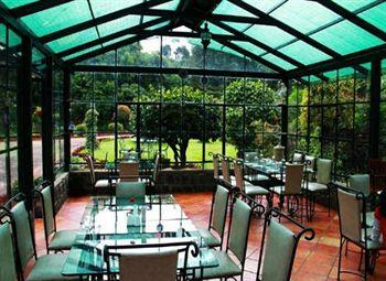 Kings Cliff Cottage Ooty Restaurant